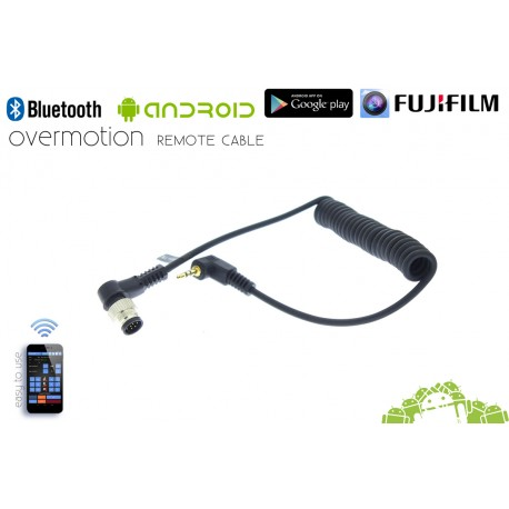 Fuji shutter cable 2.5mm 1N