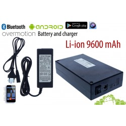 9600 mAh BATTERY PACK